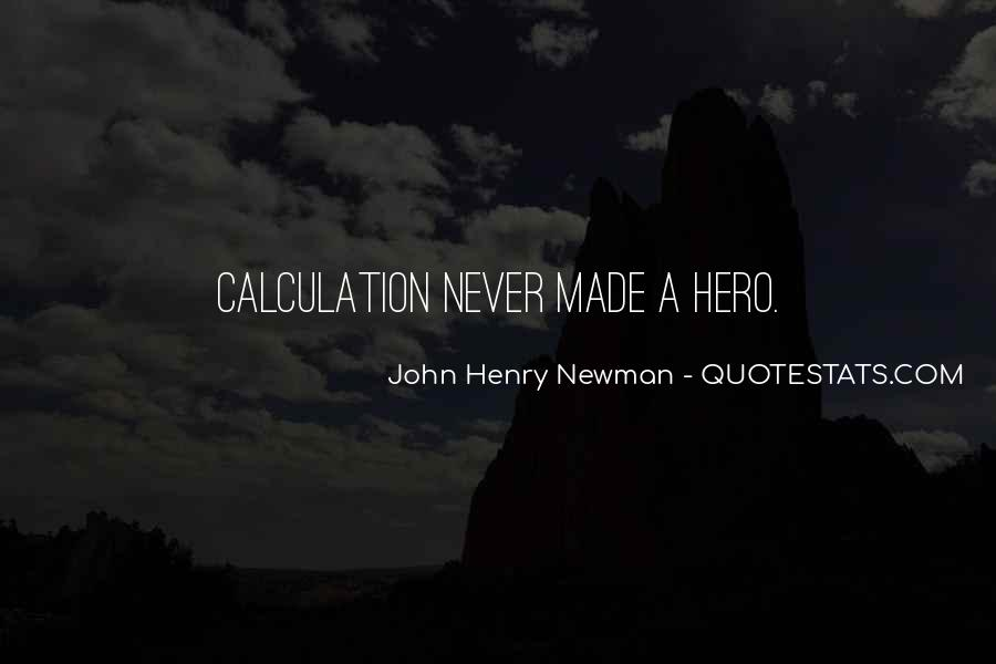 Quotes About Calculation #1033234