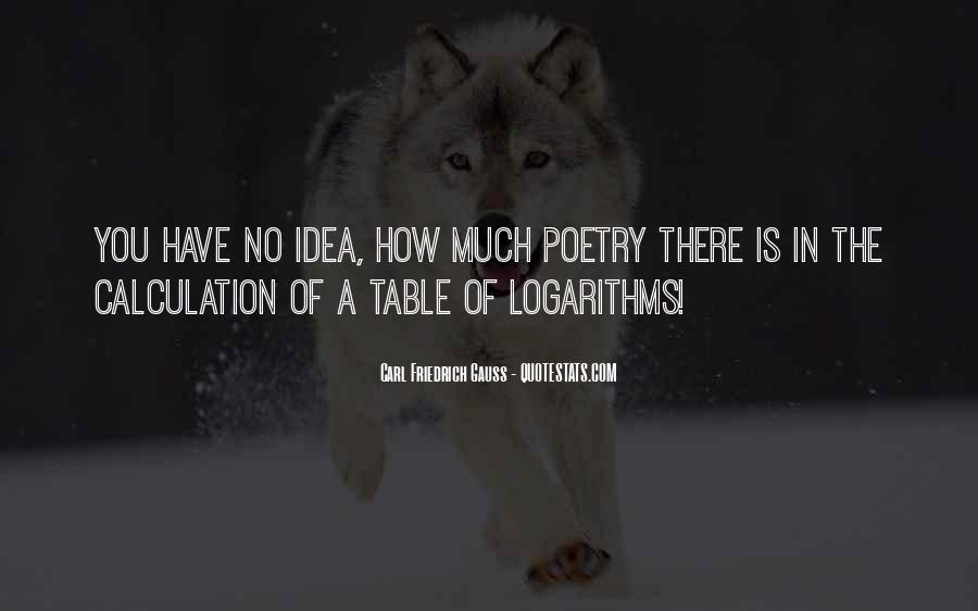 Quotes About Calculation #1152774