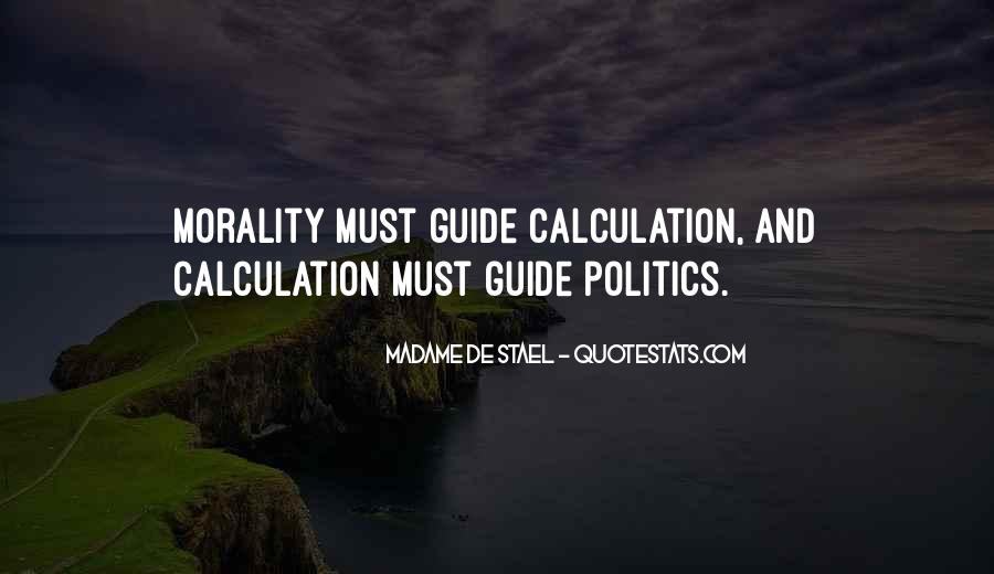Quotes About Calculation #118552