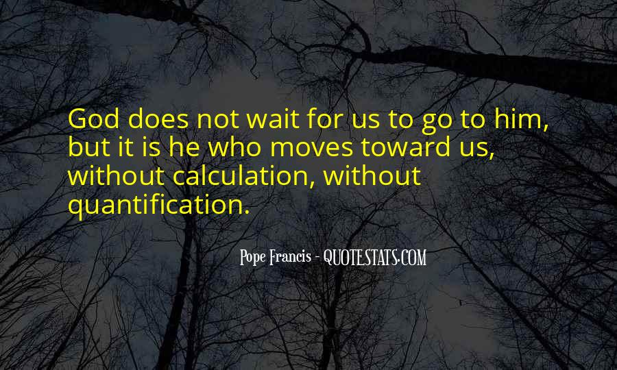 Quotes About Calculation #303869