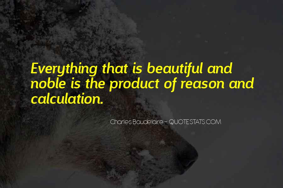Quotes About Calculation #330809