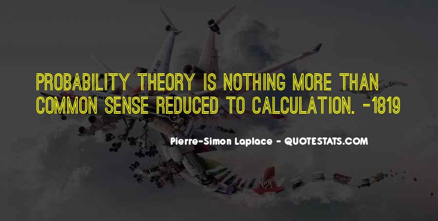 Quotes About Calculation #549321