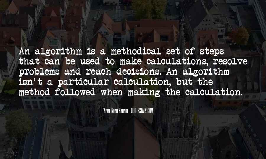 Quotes About Calculation #550672
