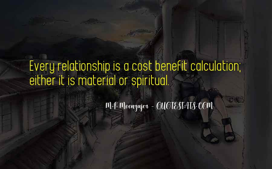 Quotes About Calculation #602095