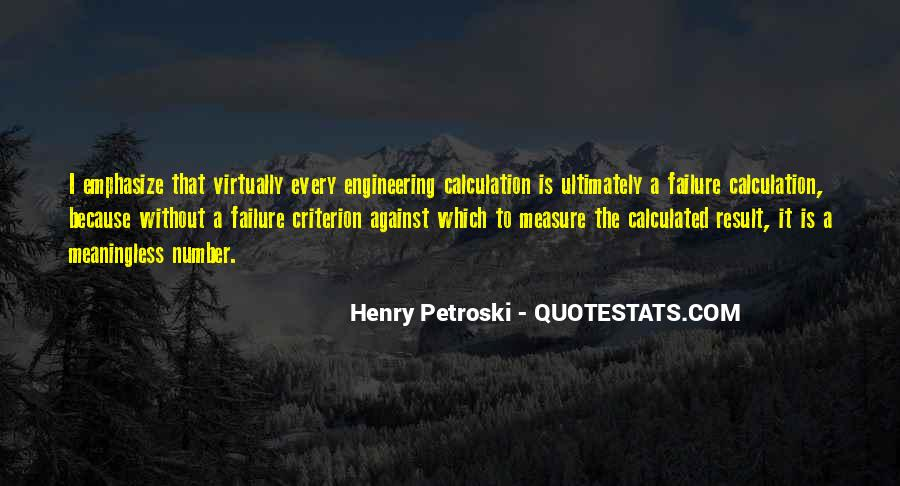 Quotes About Calculation #672443