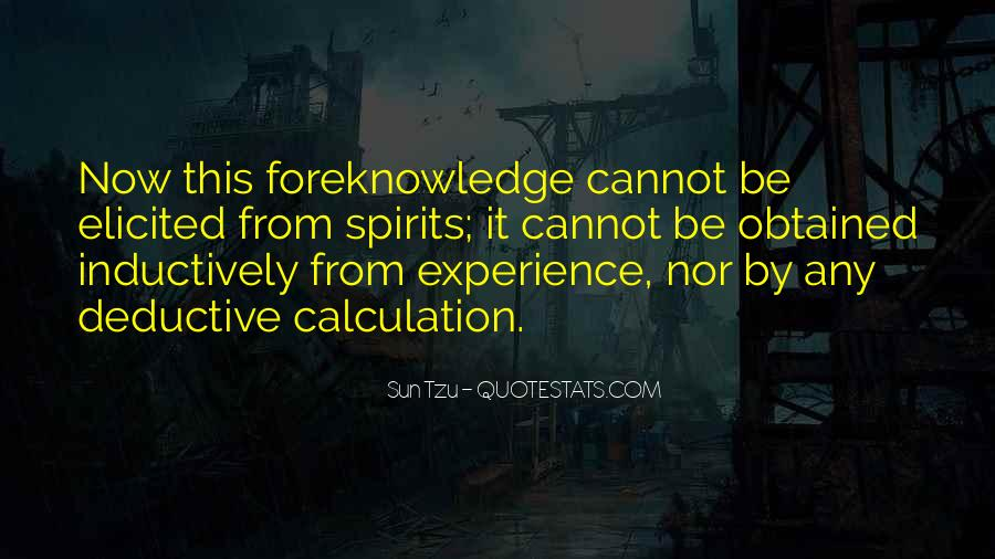 Quotes About Calculation #672813
