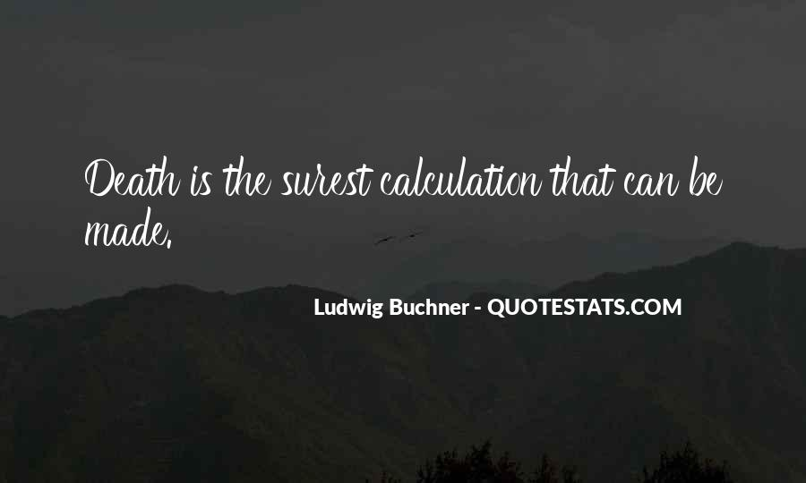 Quotes About Calculation #697044
