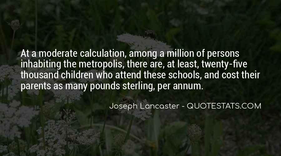 Quotes About Calculation #725746