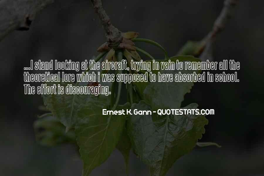 Quotes About Discouraging #326530