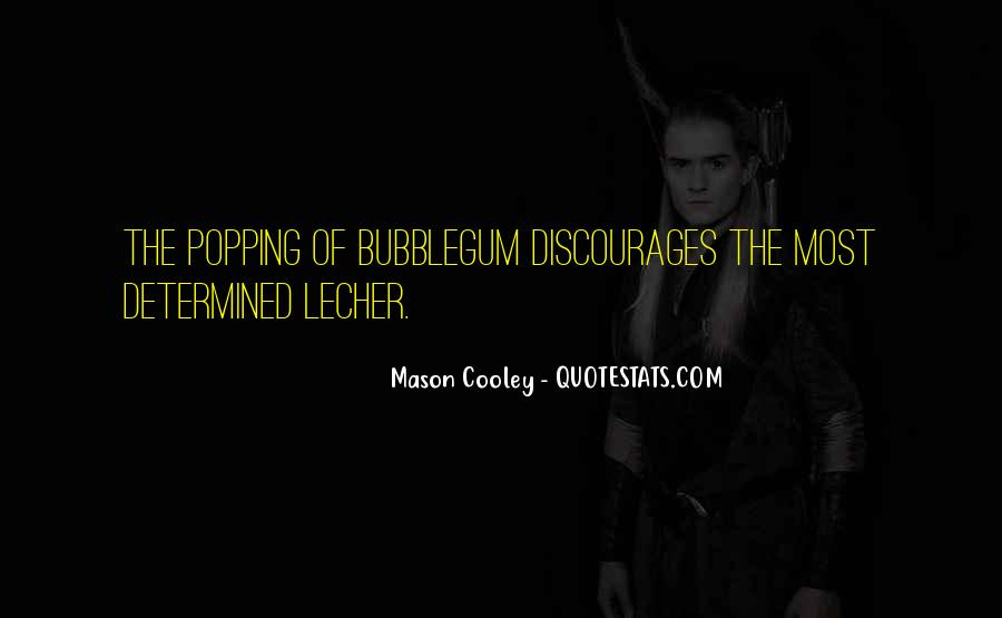 Quotes About Discouraging #658357