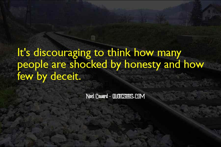 Quotes About Discouraging #741199