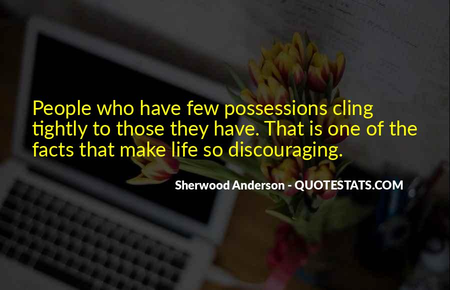 Quotes About Discouraging #776267