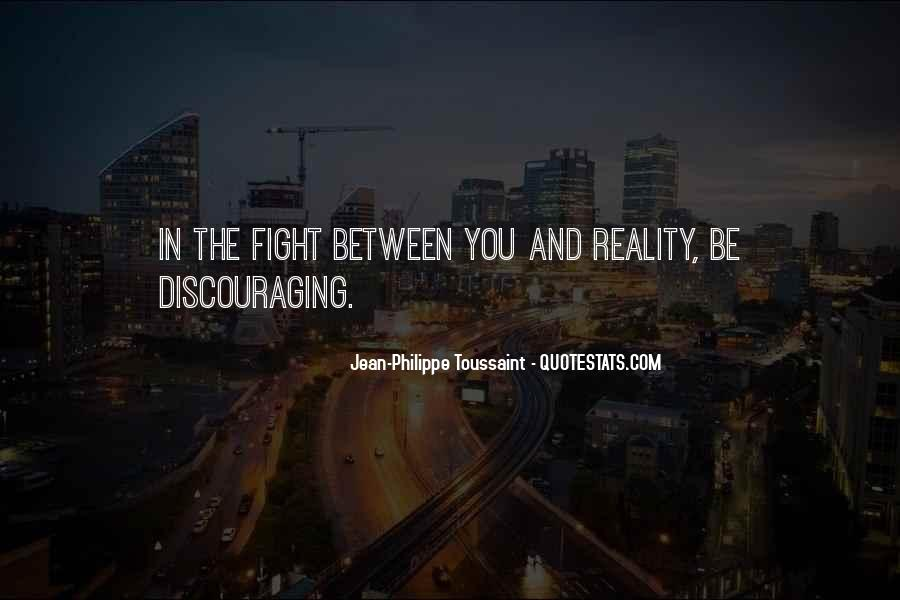 Quotes About Discouraging #825080