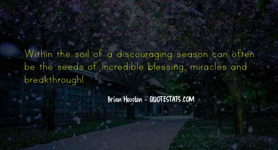 Quotes About Discouraging #834879