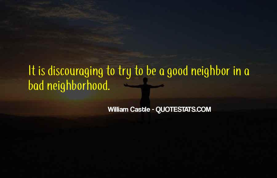 Quotes About Discouraging #864905