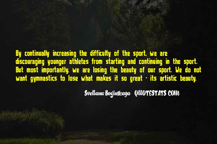 Quotes About Discouraging #944457
