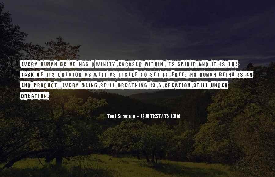 Quotes About Creativity And God #1225863