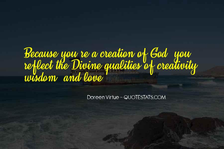 Quotes About Creativity And God #129358