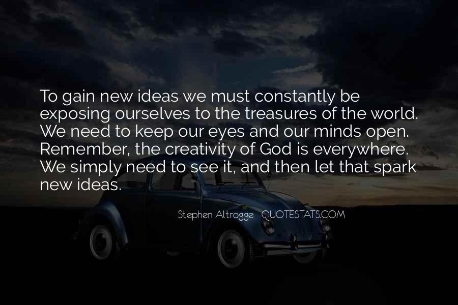 Quotes About Creativity And God #133681