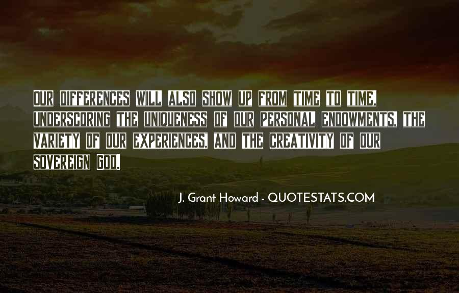 Quotes About Creativity And God #1585457