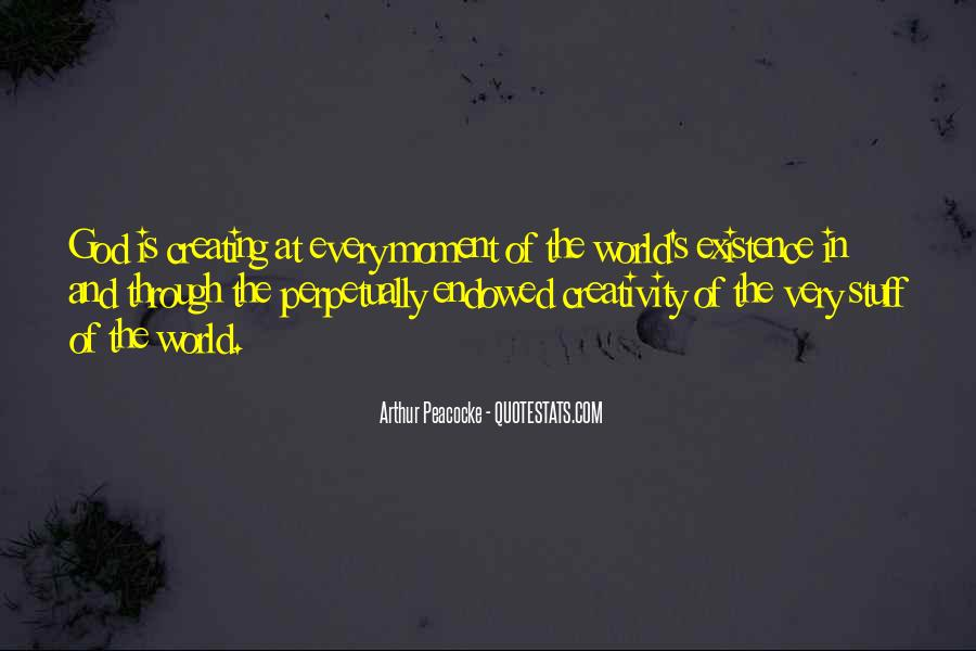 Quotes About Creativity And God #1772090