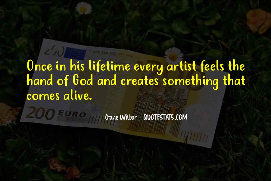 Quotes About Creativity And God #328020