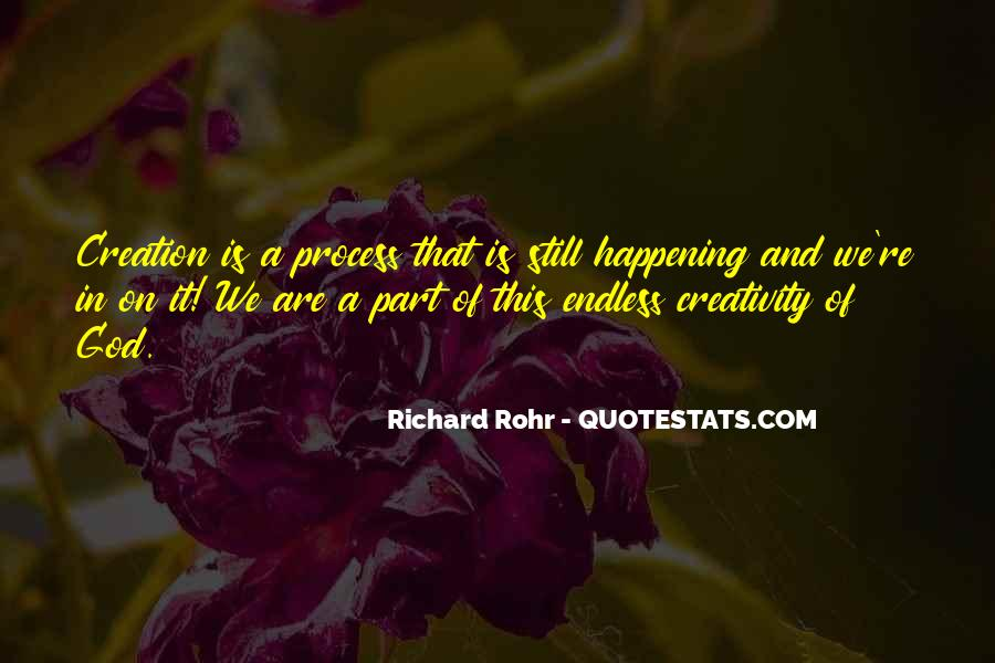 Quotes About Creativity And God #473766