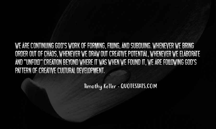 Quotes About Creativity And God #831203