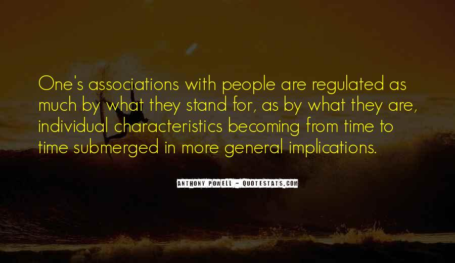 Quotes About People's Characteristics #1447090