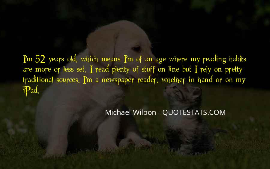 Quotes About Old #2886