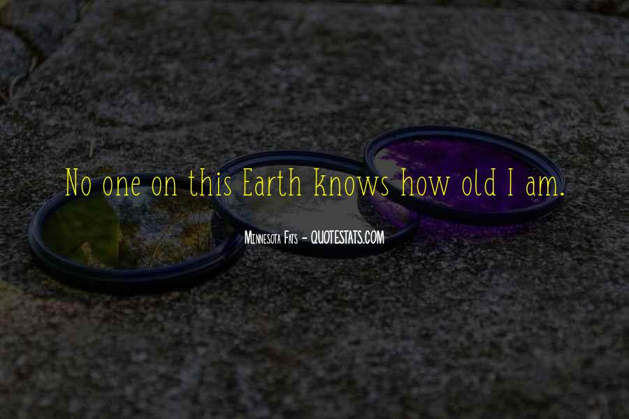 Quotes About Old #926