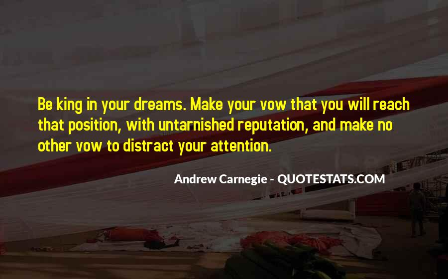 Quotes About What Dreams May Come #2328