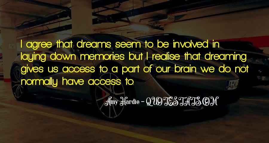Quotes About What Dreams May Come #2586