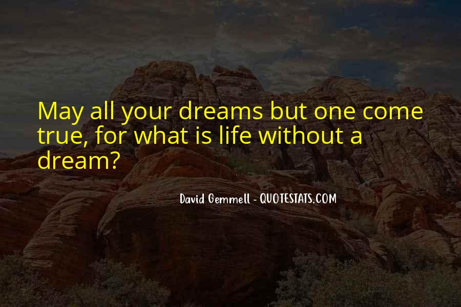 Quotes About What Dreams May Come #409818