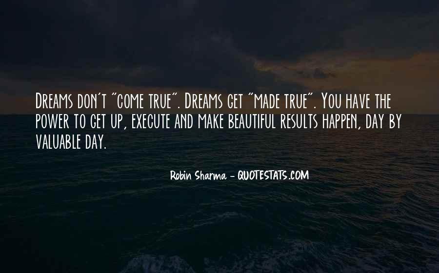 Quotes About What Dreams May Come #4385