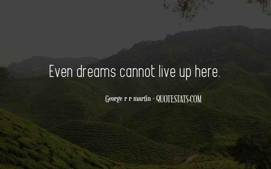 Quotes About What Dreams May Come #4669