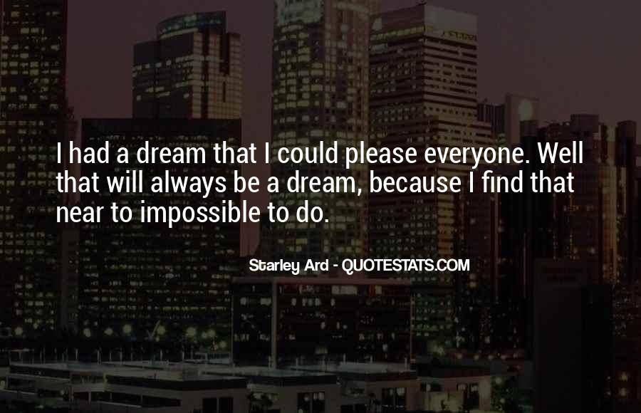 Quotes About What Dreams May Come #4711