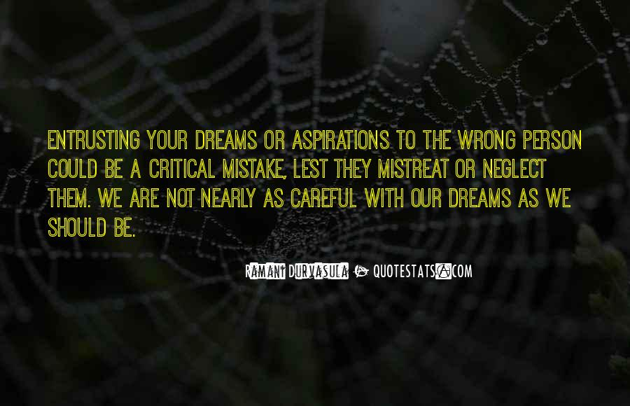 Quotes About What Dreams May Come #4946