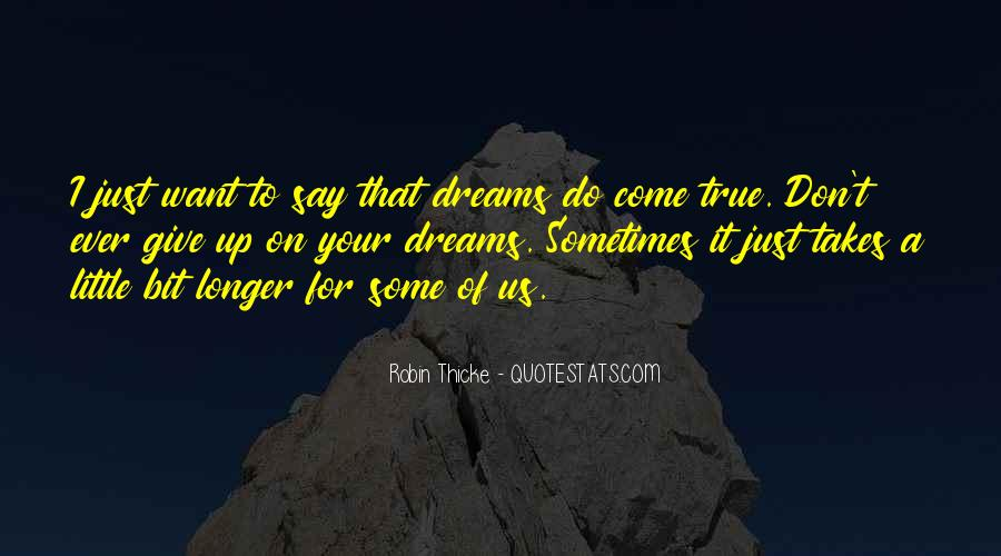 Quotes About What Dreams May Come #540