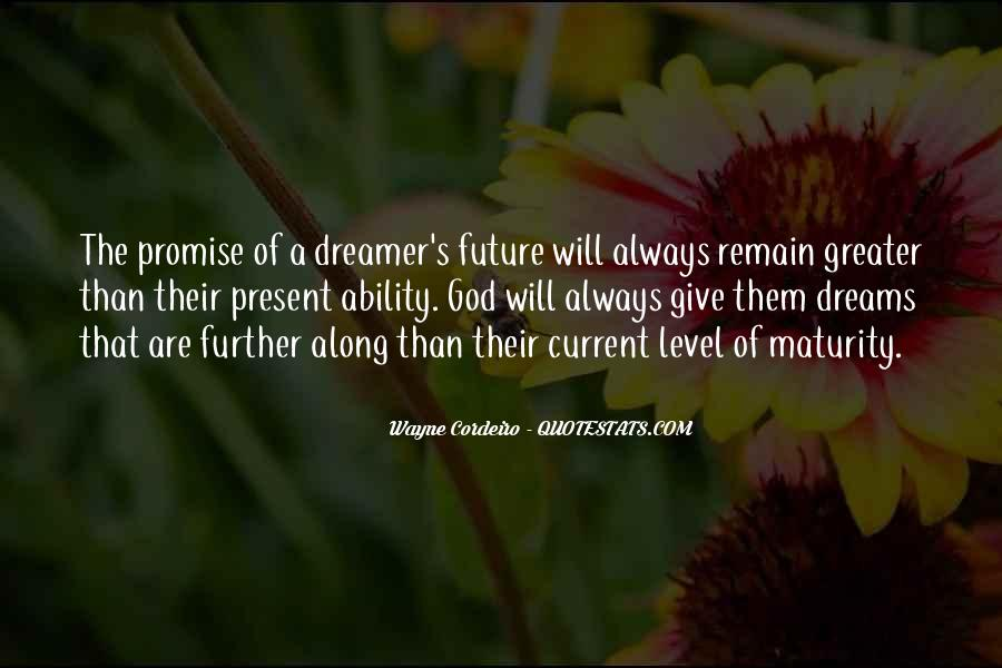 Quotes About What Dreams May Come #5979
