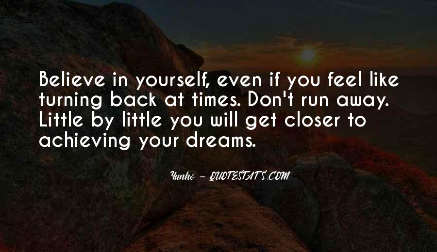 Quotes About What Dreams May Come #879