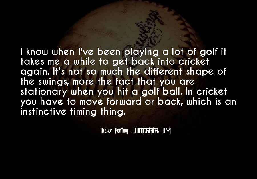 Quotes About Ponting #1132853
