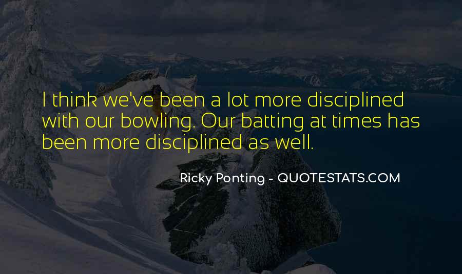 Quotes About Ponting #1243106