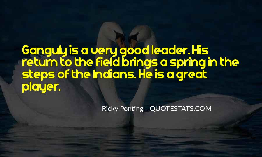 Quotes About Ponting #1385950