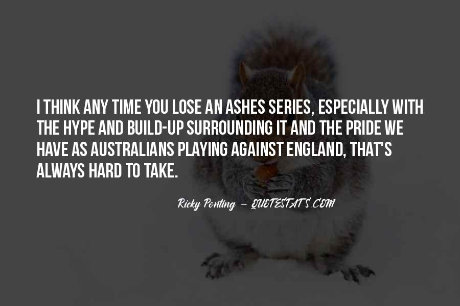 Quotes About Ponting #238283