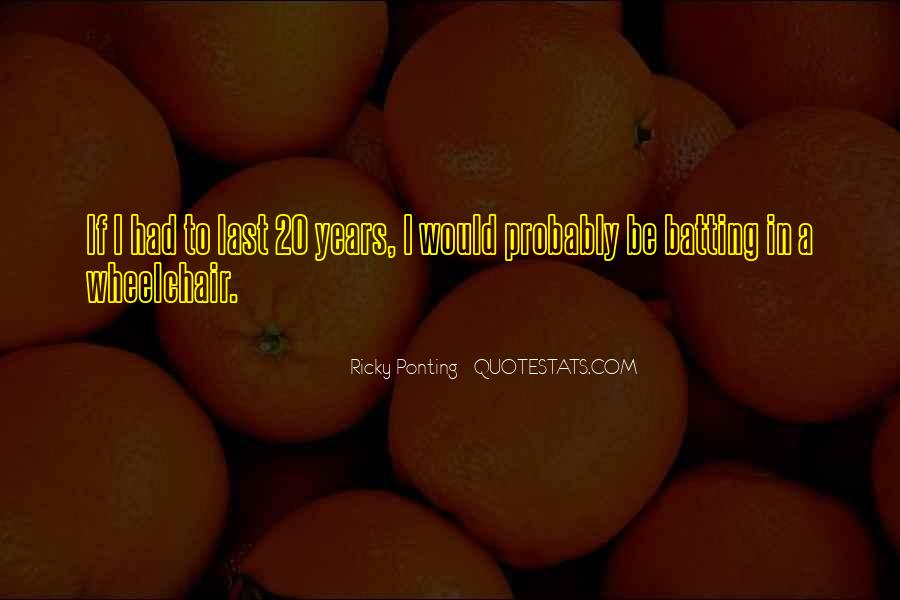 Quotes About Ponting #527398