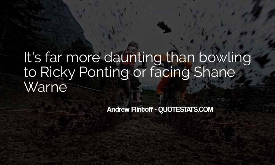 Quotes About Ponting #961915