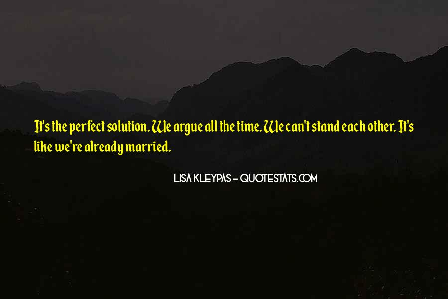 Quotes About Each Other #10265