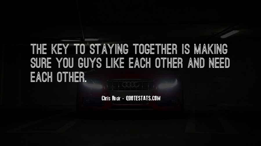 Quotes About Each Other #6206