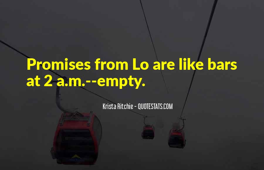 Quotes About Promises And Friends #1708648